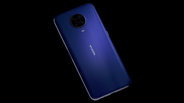 Nokia G20 in Night colour