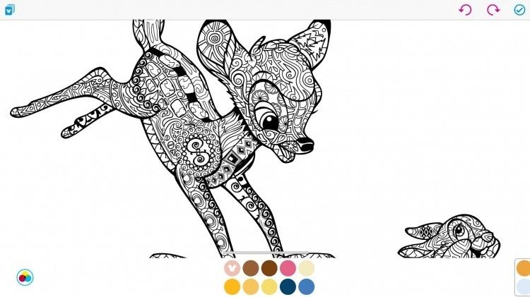 [App] Découvrez Art of Coloring de Disney ! – Nokians
