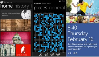 Windows Phone 8 Torrent App