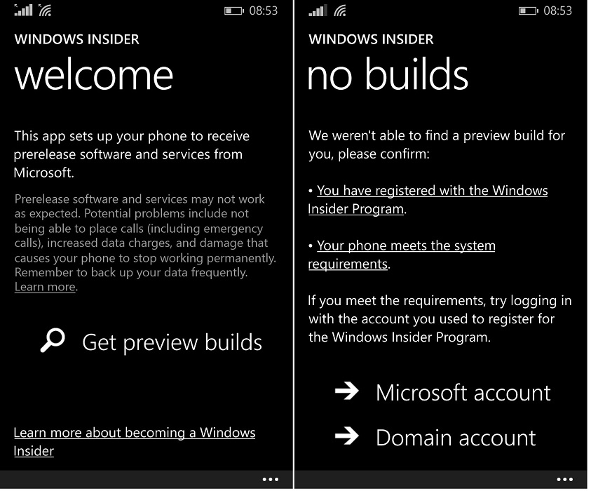 Windows 10 for Phones preview build rumored on 4th February