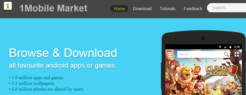 Top Ten Android app stores for Nokia X2, X, XL (Play Store alternatives)