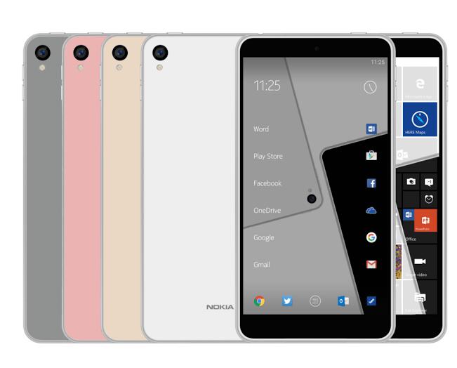 Nokia Android Flagship, Snapdragon 835, Nokia Windows 10 Phones