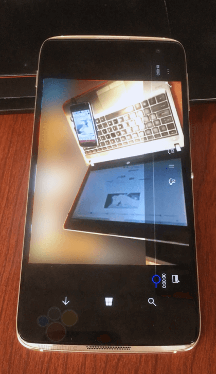Alcatel Idol 4S with Windows 10 real-life images, specs