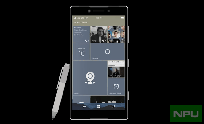 windows 10 mobile parallel