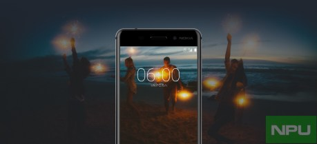 Nokia 6 front hero