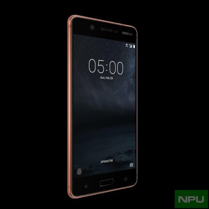Nokia 5 Copper