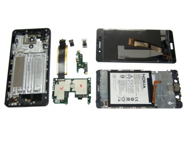 Nokia 6 Tear down h