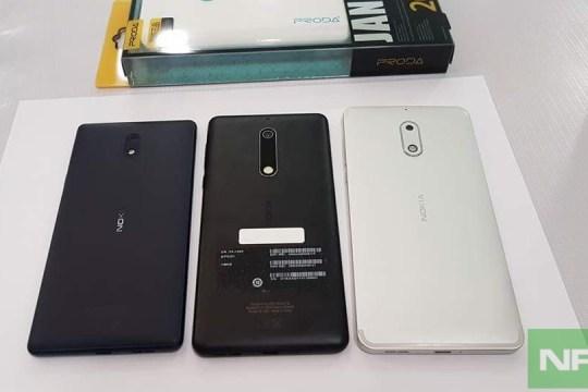 nokia 5 smartphone. lowest prices (uk) for nokia 8 (£359), 6 (£174), 5 (£129) \u0026 3 (£99) smartphone