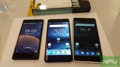 Nokia 3, 5 and 6 Iraq