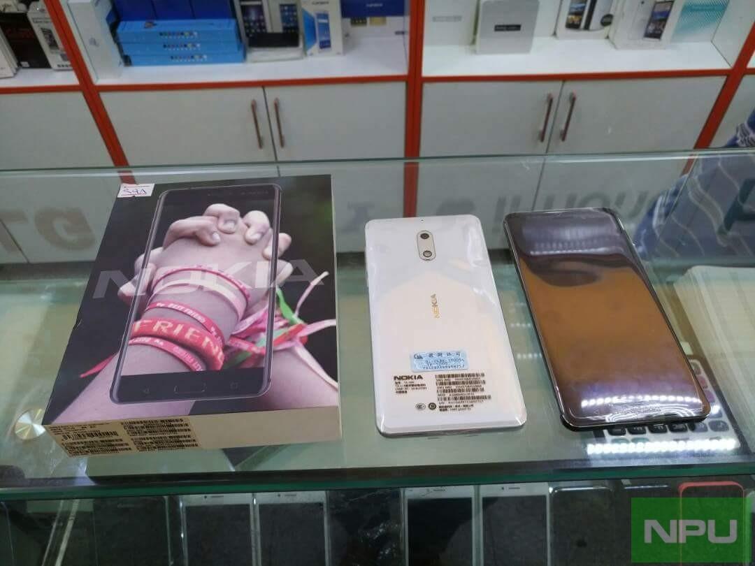 Nokia 6 Retail Box Iraq