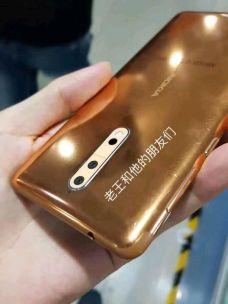 Nokia 8 Copper-Gold image 3