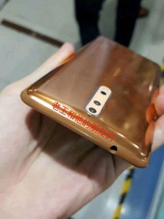 Nokia 8 Copper-Gold image 4
