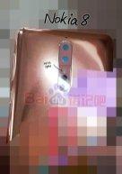 Nokia 8 Zeiss Branding