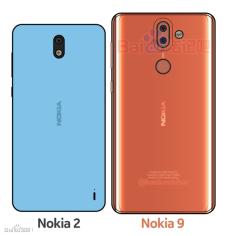 Nokia 9 Back image leak