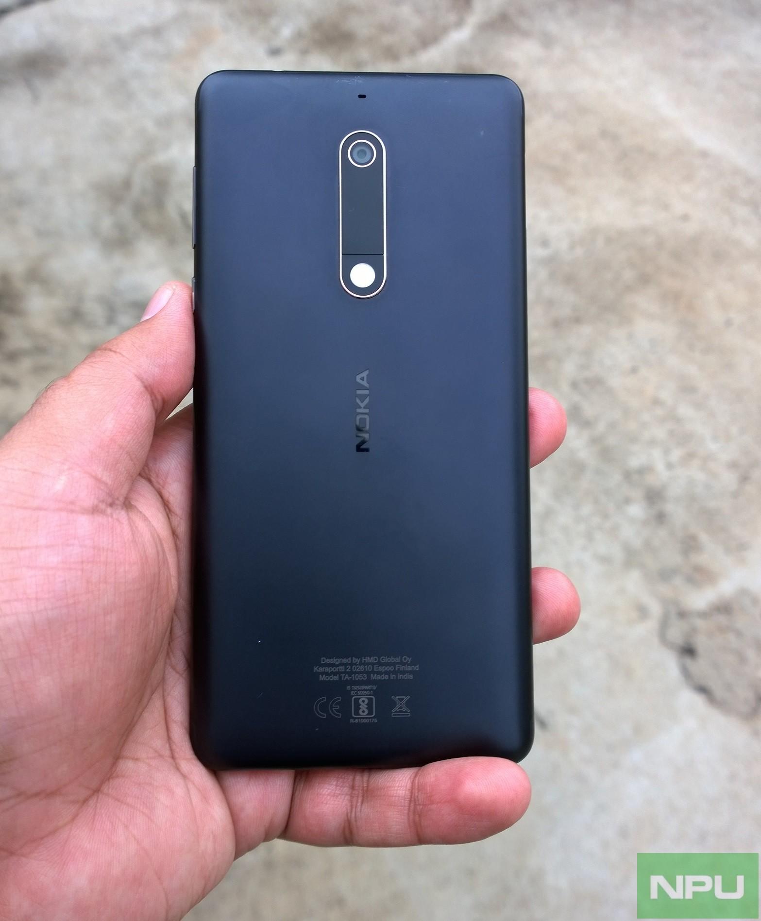 Nokia 5 Back 1