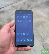 Nokia 5 Front hands-on