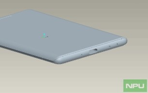 NOKIA 9 3D sketch leak 2