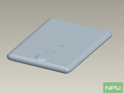 NOKIA 9 3D sketch leak 5