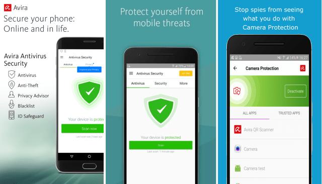 telechargement antivirus gratuit pour android