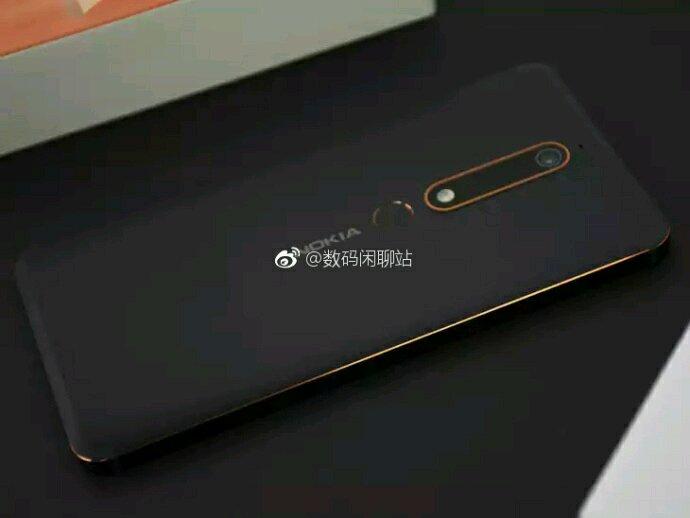 Nokia 6 2018 real-life image 3