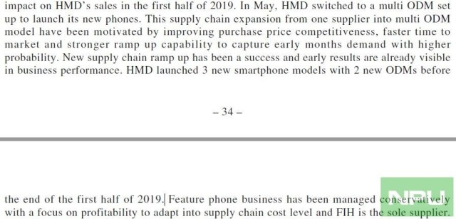 Report: HMD overcame a Nokia mobile supply chain disruption