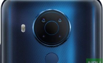 Nokia 5.5 5G leak