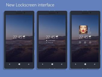 Concept Windows 10 for Phone by Ghani Pradita image 8