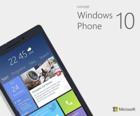Concept Windows 10 for Phone by Ghani Pradita