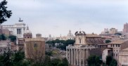 Can you see why we recommend a guide in the Roman Forum? Every ruin has a story.