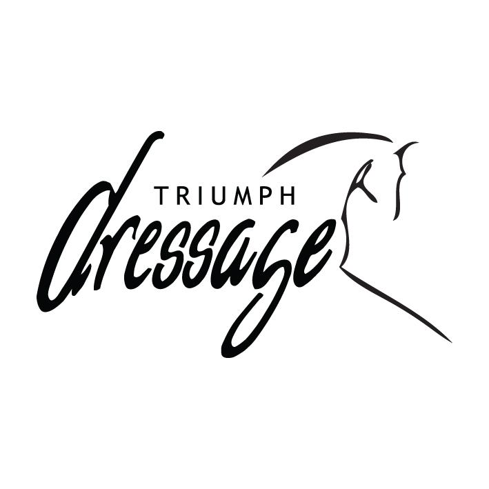 Triumph dressage logo