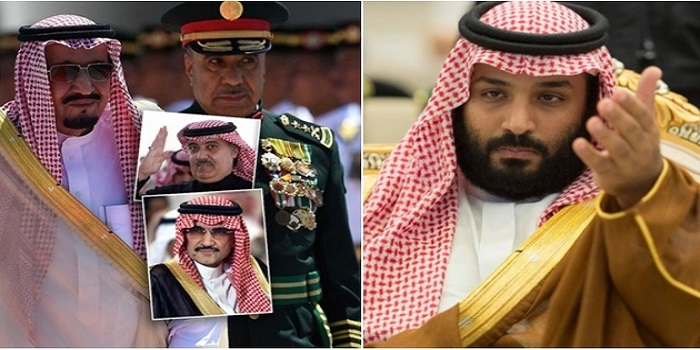 Suudi'de bir şeyler oluyor…