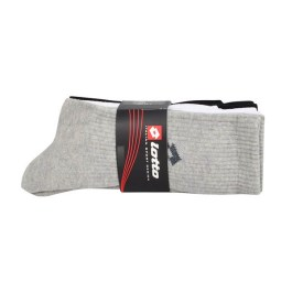 Lotto Lotto M8417 SOCKS MORIS MULTIPACK 36-39 3PRS Çorap m8417