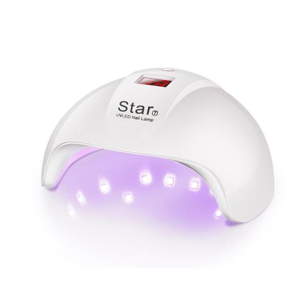 UV-LED лампа за нокти за гел лак Star 7