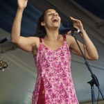 Carolina Chocolate Drops @ The 2012 New Orleans Jazz & Heritage Festival || Photo by Marc Pagani