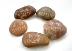 Our True Self is Abundance, longevity, healthy, sucessful