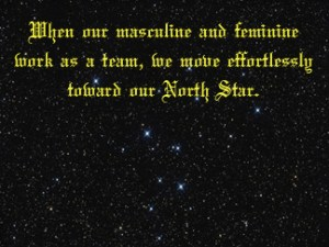 Following North Star