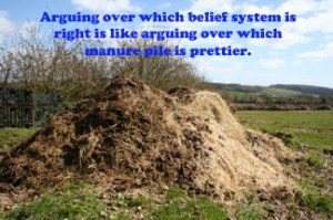 Manure Pile and beliefs