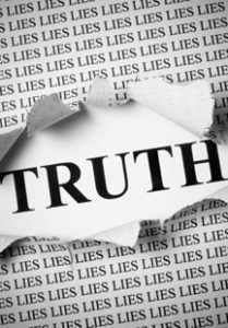 Truth versus Lies (Beliefs)