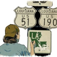 Louisiana: the boot no more