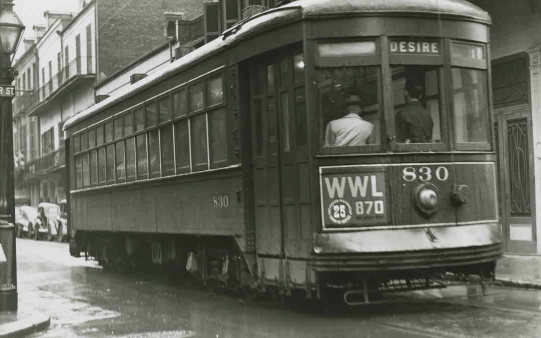 Desire on Bourbon, 1947