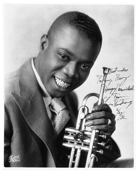 What date is Louis Armstrong's Birthday?