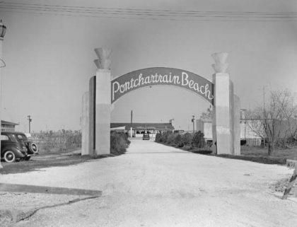 pontchartrain beach