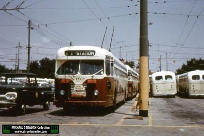 streetcar belt service