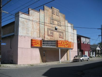 ashton theater
