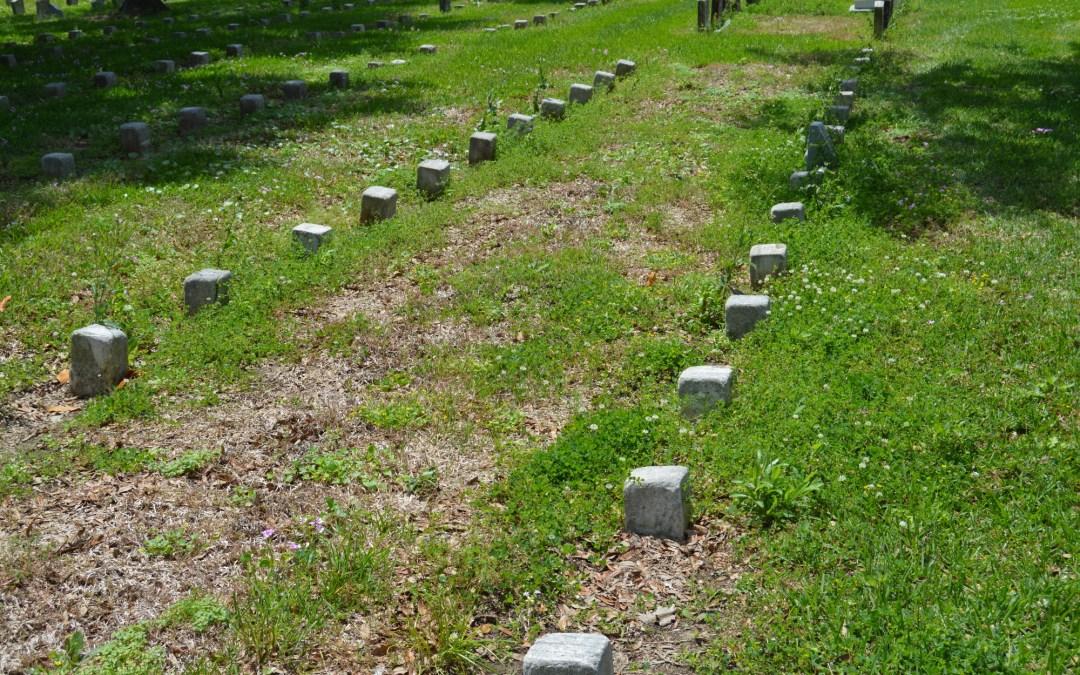 Chalmette Cemetery – USCT #HonorThem