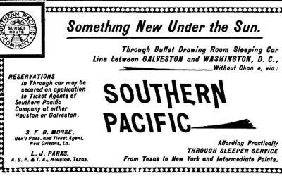 Sunset Limited 1897 #TrainThursday