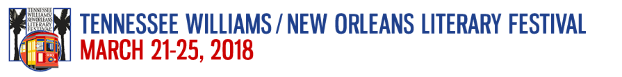 Retail Giants – Tennessee Williams / New Orleans Literary Festival – FRIDAY!