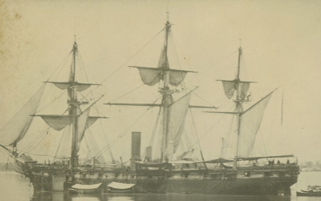 USS Hartford, sloop of war