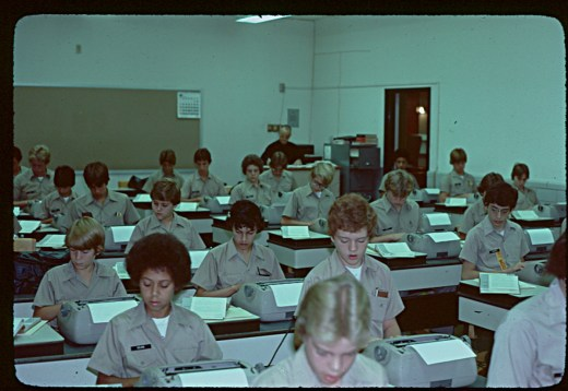 Typing Class 1979
