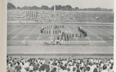 Cor Jesu Football, 1968 – Friday Night Lights in New Orleans